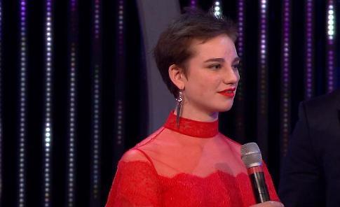 Laureus Awards: l'emozione sul palco di Bebe Vio