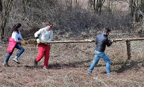 'Primavera Pulita' con un  esercito di volontari