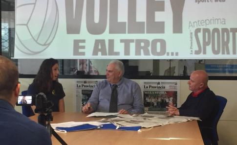 VIDEO Volley E Altro, la puntata di venerdì 17 maggio 2019 con Ilaria Antonucci
