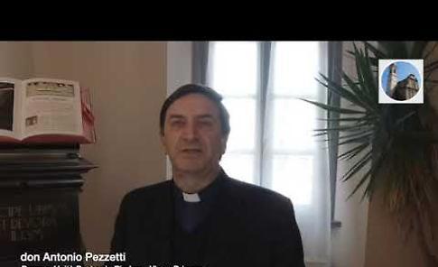 VIDEO Coronavirus, don Pezzetti: 'Siamo solidali con chi ci sta vicino'