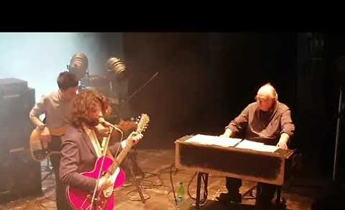 VIDEO Pippo Guarnera in concerto al Comunale di Casalmaggiore