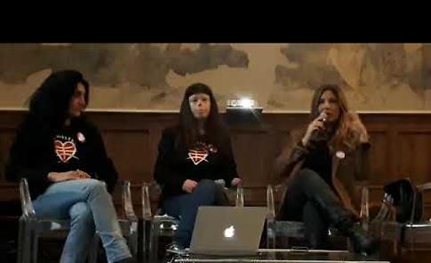 VIDEO Violenza sulle donne, l'incontro con Pitzalis e Lucarelli