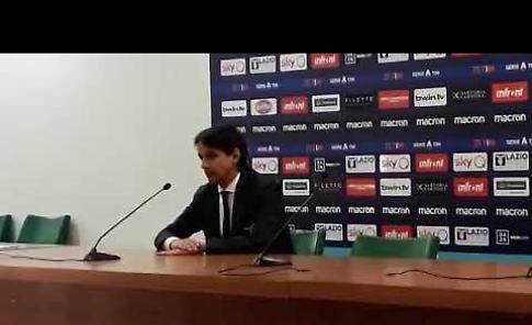 VIDEO Lazio-Cremonese 4-0: l'analisi di mister Simone Inzaghi