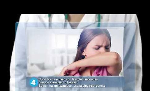 VIDEO Coronavirus, i consigli del Ministero della Salute