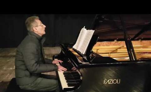 Il video della presentazione del restauro del pianoforte Fazioli F278 a Casalmaggiore