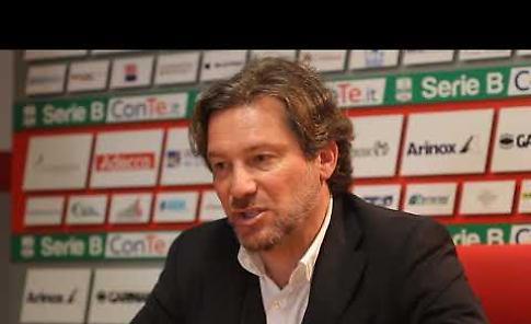VIDEO - Cremonese-Foggia 0-4. Il dopo partita: Stroppa
