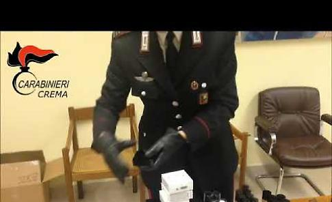 VIDEO La conferenza stampa dei carabinieri