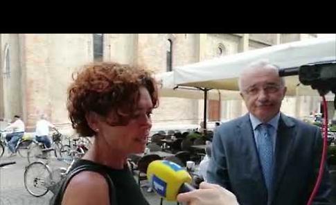 VIDEO Il prefetto Vito Danilo Gagliardi a Crema