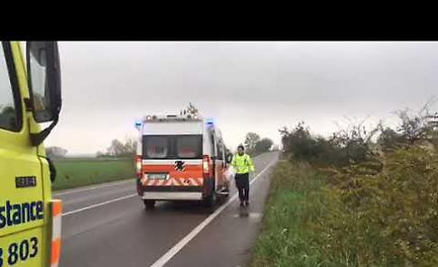 VIDEO L'incidente mortale sulla Padania Inferiore