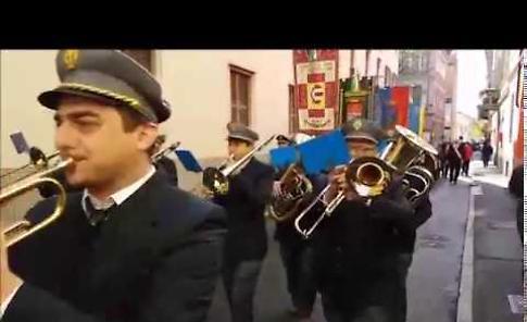 VIDEO Il raduno dei Bersaglieri a Cremona