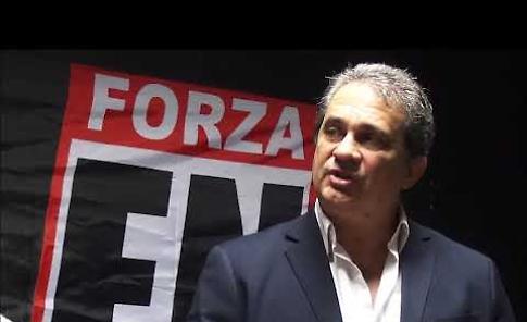 VIDEO L'inaugurazione della sede di Forza Nuova