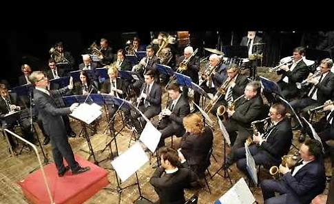 VIDEO Concerto di banda e corale Estudiantina pro Aido a Casalmaggiore