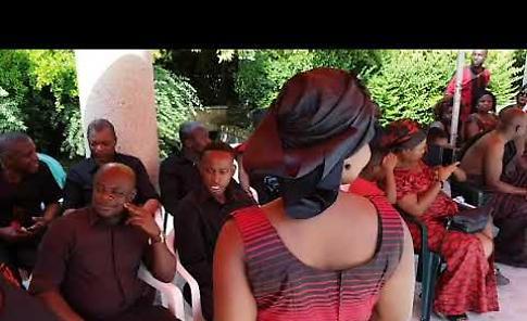 VIDEO Il funerale di Emmanuel Owusu a Casalmaggiore
