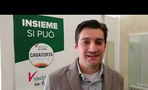 VIDEO Cavatorta sindaco: le dichiarazioni del vincitore e della sfidante Zaffanella
