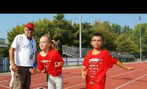 VIDEO Mennea Day al centro sportivo comunale Baslenga di Casalmaggiore