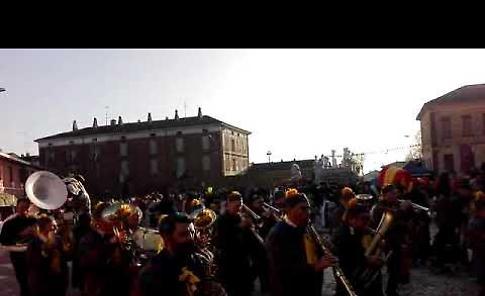 VIDEO Carnevale di Pescarolo, la sfilata di domenica 17 febbraio