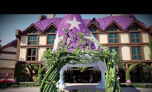 VIDEO Svelato il Gardaland Magic Hotel