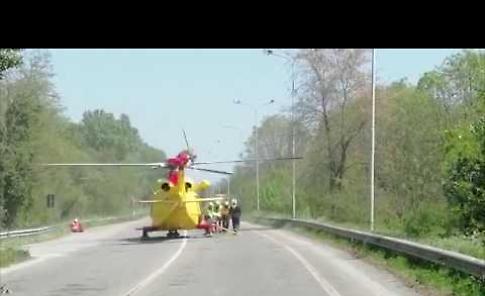 VIDEO Tremendo scontro sulla Paullese: un morto e due feriti gravi