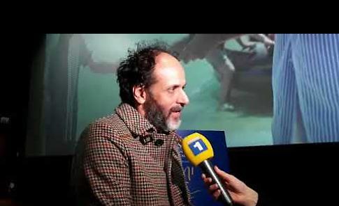 VIDEO Intervista al regista Luca Guadagnino a Crema per la proiezione di Chiamami col tuo nome