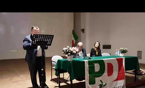 VIDEO L'incontro con Maria Elena Boschi