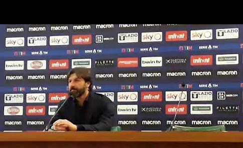 VIDEO Lazio-Cremonese 4-0: l'analisi di mister Massimo Rastelli