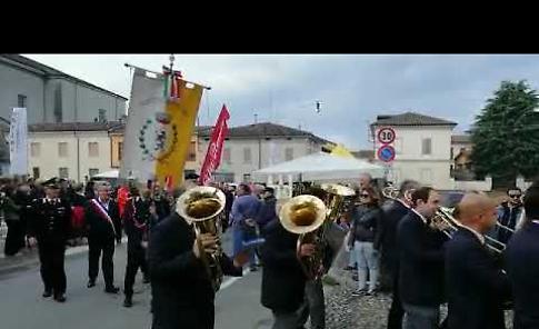 VIDEO Inaugurazione della Fiera d'autunno