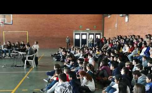 Il video. La Giornata della Memoria alla scuola media di Rivolta d'Adda