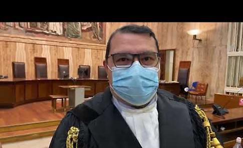 VIDEO Bus dirottato, l'avvocato di parte civile Antonino Andronico