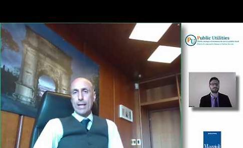 video - Intervista a Luca Lanzalone, presidente Acea