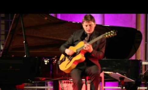 VIDEO Il concerto di Sarah McKenzie a Palazzo Trecchi di Cremona