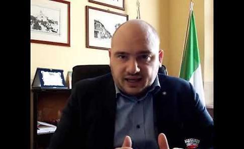 VIDEO Il sindaco di Gussola: 'Mascherine in distribuzione al mercato del lunedì'