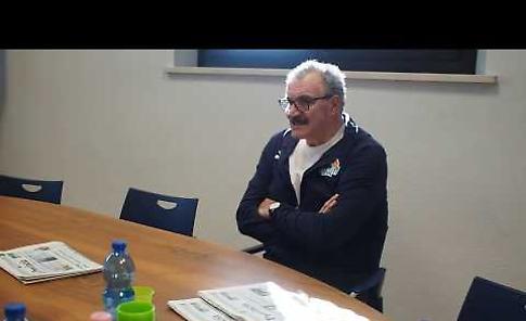 VIDEO Coach Meo Sacchetti nella redazione de La Provincia: l'intervista