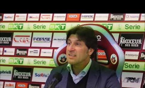 VIDEO Cittadella- Cremonese 1-3: le dichiarazioni di Massimo Rastelli