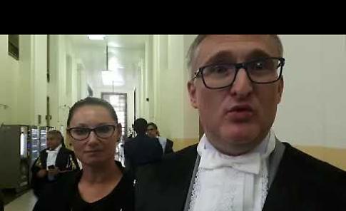 VIDEO Processo Sy: le dichiarazioni di Ilaria Groppelli e Vittorio Patrono, avvocati dei due insegnanti