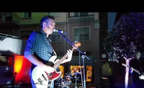 VIDEO Mr Furto & lady Paccottilla alla fiera di piazza Spagna