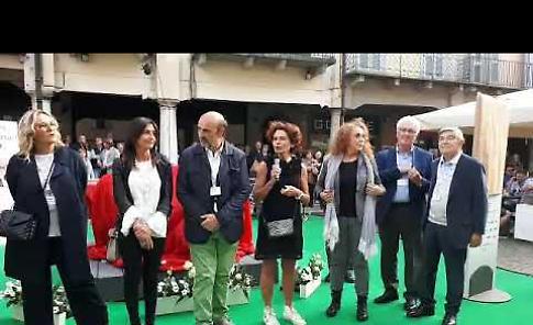 VIDEO L'inaugurazione dei Mondi di Carta a Crema