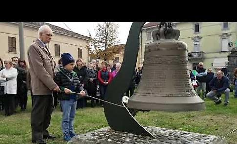 VIDEO Commemorazione dei caduti della Grande Guerra a Vicomoscano
