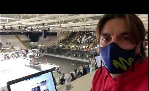 VIDEO Segafredo Virtus Bologna - Vanoli Cremona 92-95: il commento di Fabrizio Barbieri
