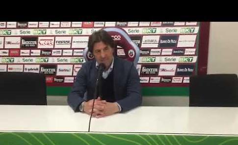 VIDEO Cittadella-Cremonese 1-3: le parole di mister Rastelli