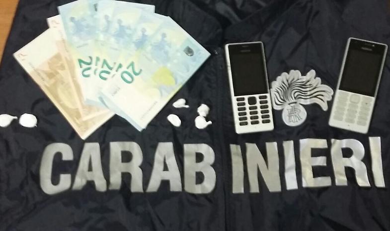 Arrestato 36enne per detenzione e spaccio di stupefacenti