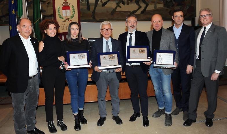 Premio al merito sportivo, cerimonia in Comune