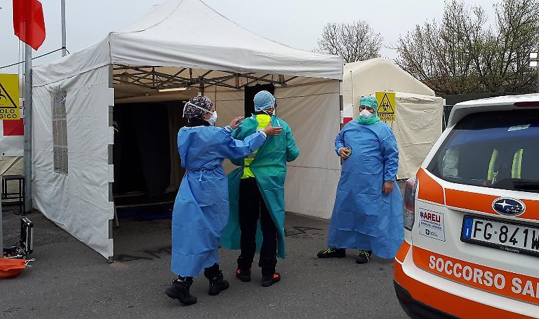Coronavirus, l'ospedale può respirare: il mostro sta rallentando